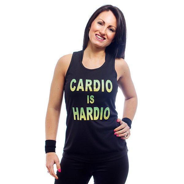 CARDIO IS HARDIO-1