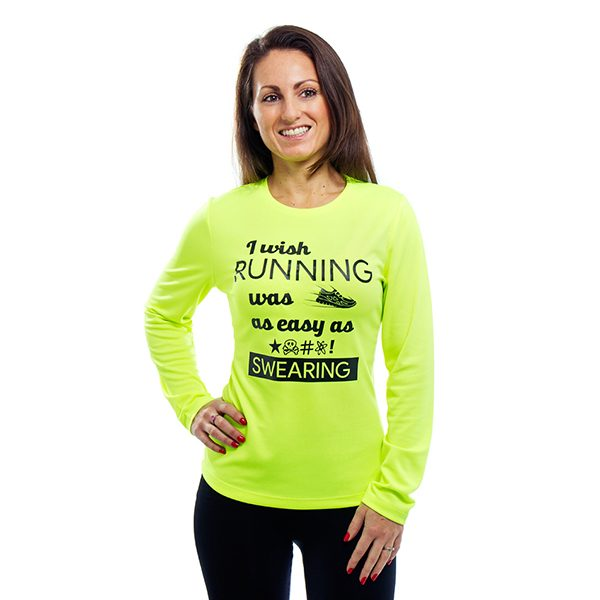 I WISH RUNNING WAS AS EASY AS SWEARING-1