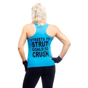 STREETS TO STRUT GOALS TO CRUSH-1