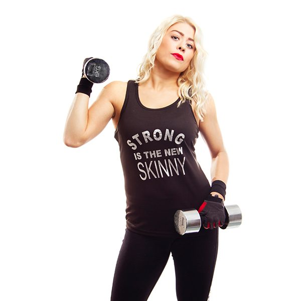STRONG IS THE NEW SKINNY-1