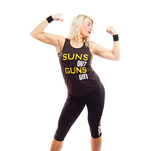 SUNS OUT, GUNS OUT-1